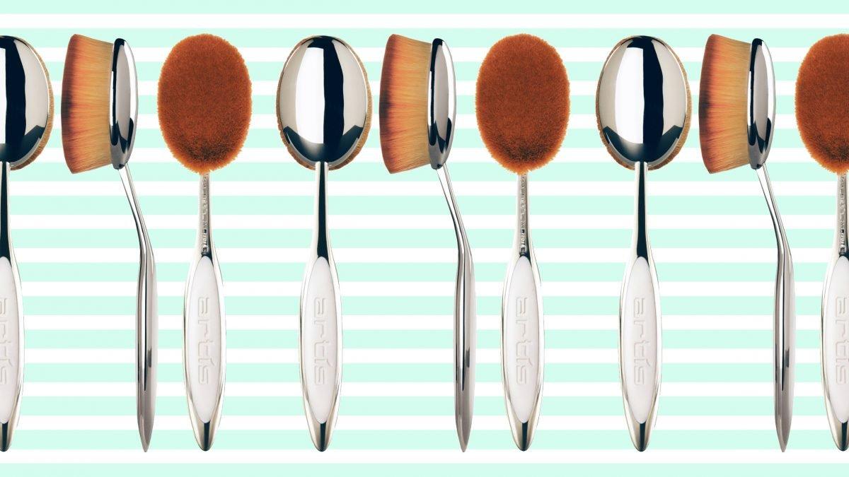artis brushes gold. test drive: meet the brush that\u0027s replacing beauty blender - yoyokulala artis brushes gold